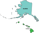 Alaska / Hawaii Aviation Charts