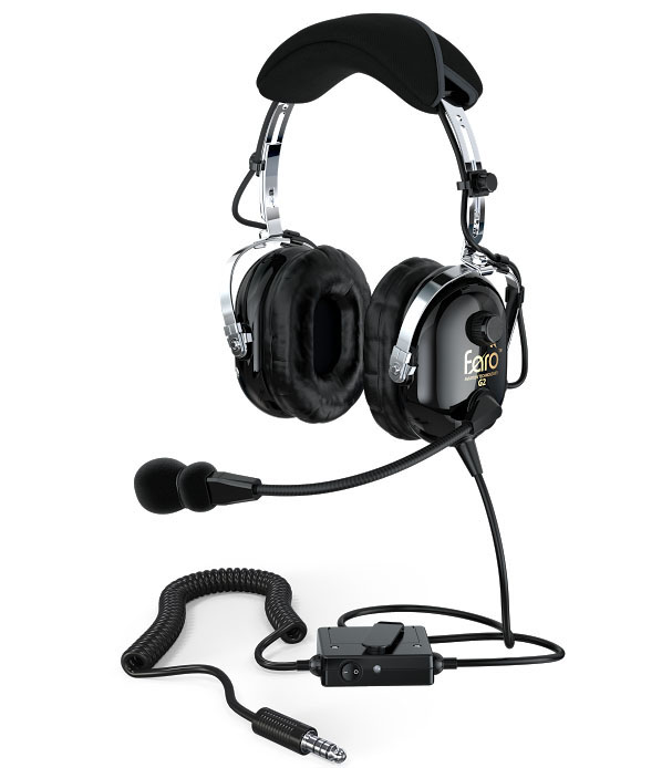 Faro G2 Anr Helicopter Headset