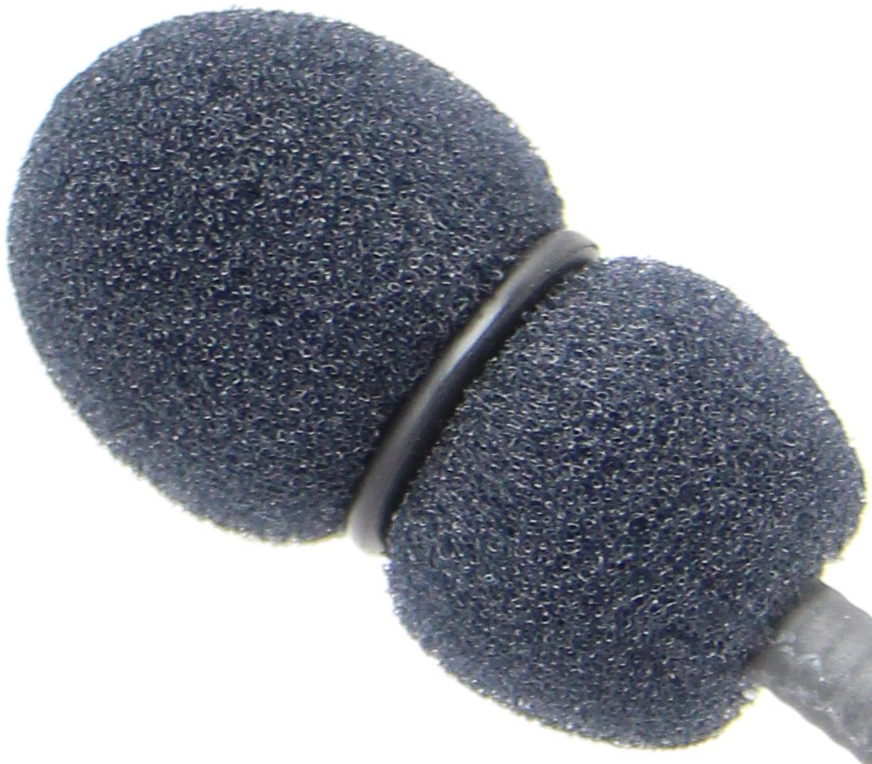 Mic Muff For Telex Airman 750 Anr 500 And 5 X 5 Pro Iii Headsets