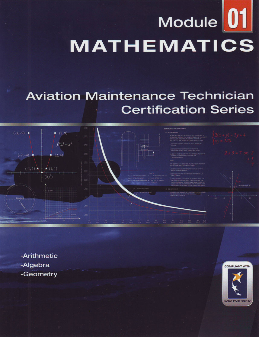 Mathematics for Aircraft Maintenance