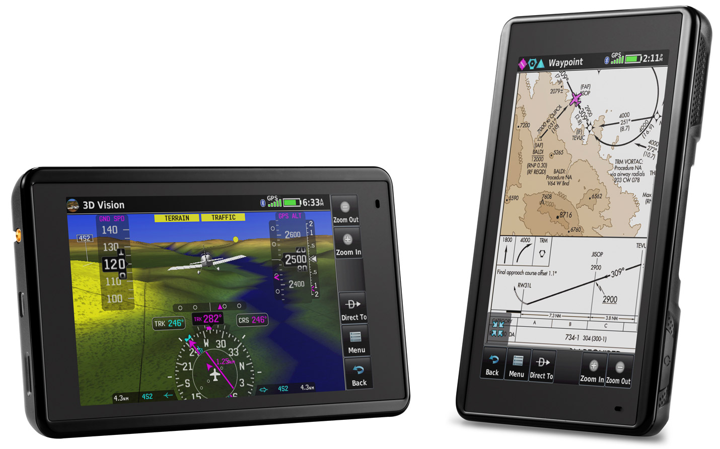 Garmin aera 660 Portable Aviation GPS (North America) on
