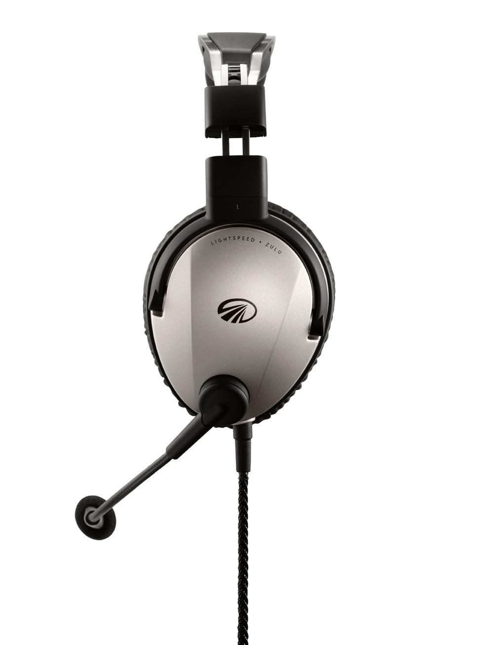 Lightspeed Zulu 3 Pilot Headset Mypilotstore Com