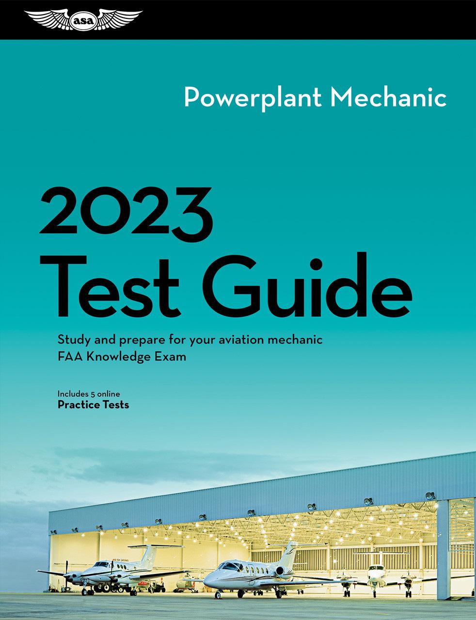 Aviation Maintenance Test Guide - Powerplant