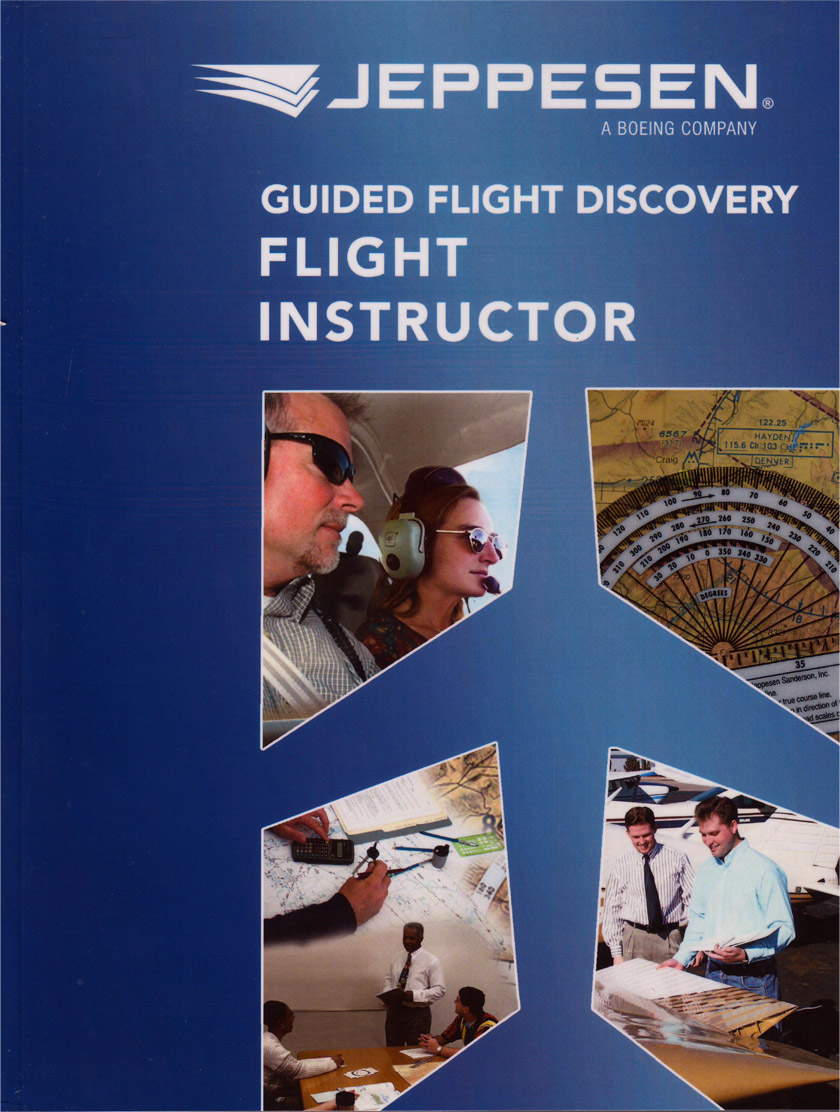 Jeppesen GFD Flight Instructor Manual. 6 Customer Reviews. Jeppesen. Tap to  expand