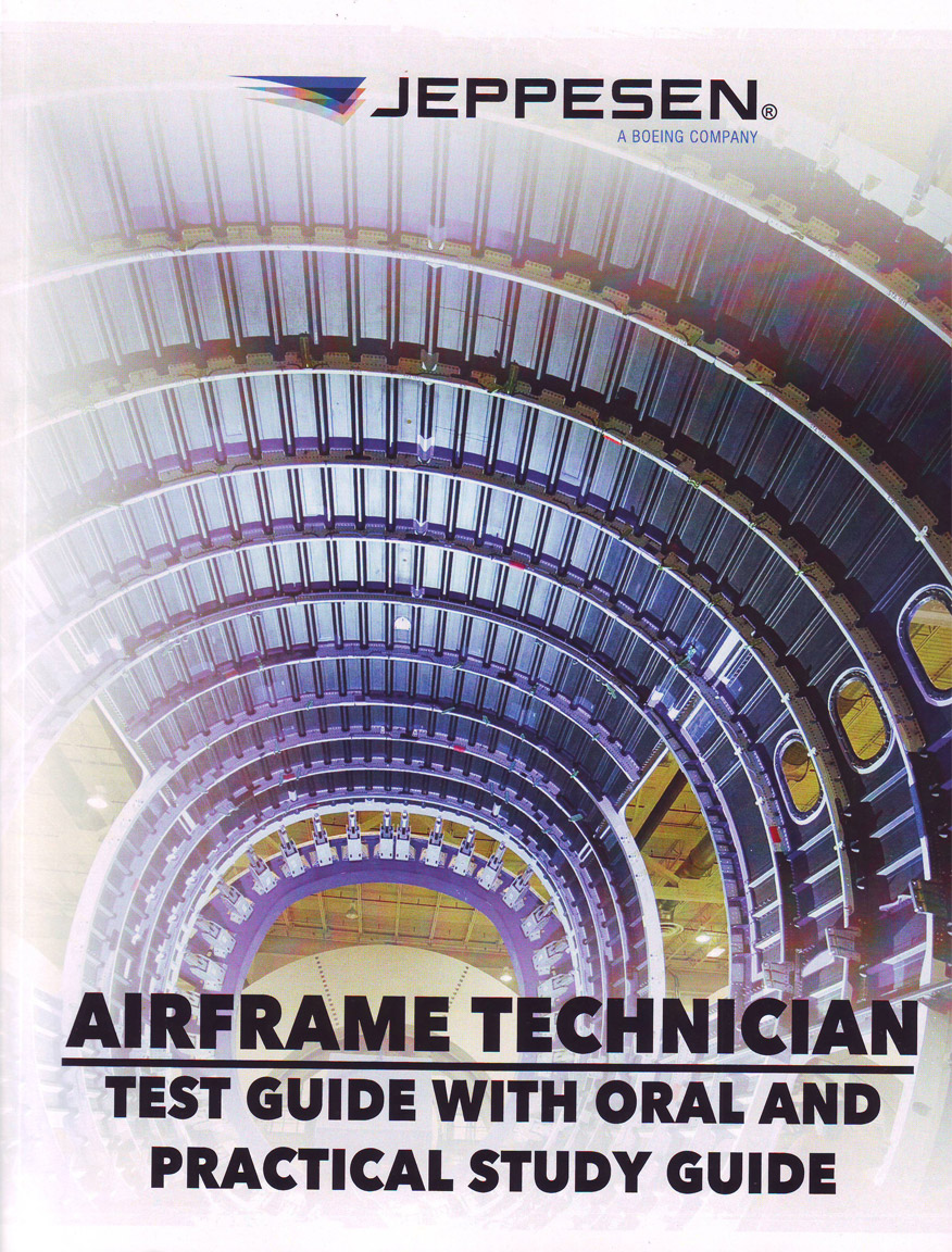 Jeppesen A&P Technician Airframe Test Guide. 0 Customer Reviews. Jeppesen.  Tap to expand