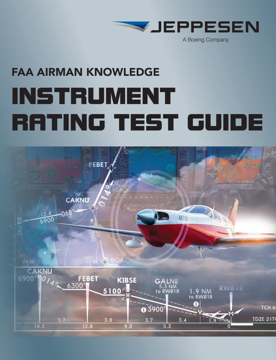 Jeppesen Instrument Airmen Knowledge Test Guide. 5 Customer Reviews.  Jeppesen. Tap to expand