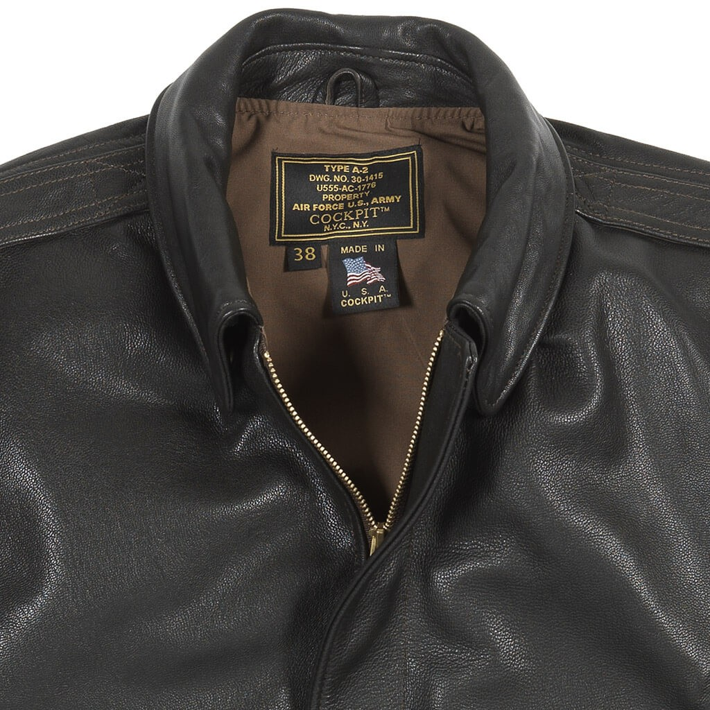 686d6799cb052 Official USAF 21st Century A-2 Jacket