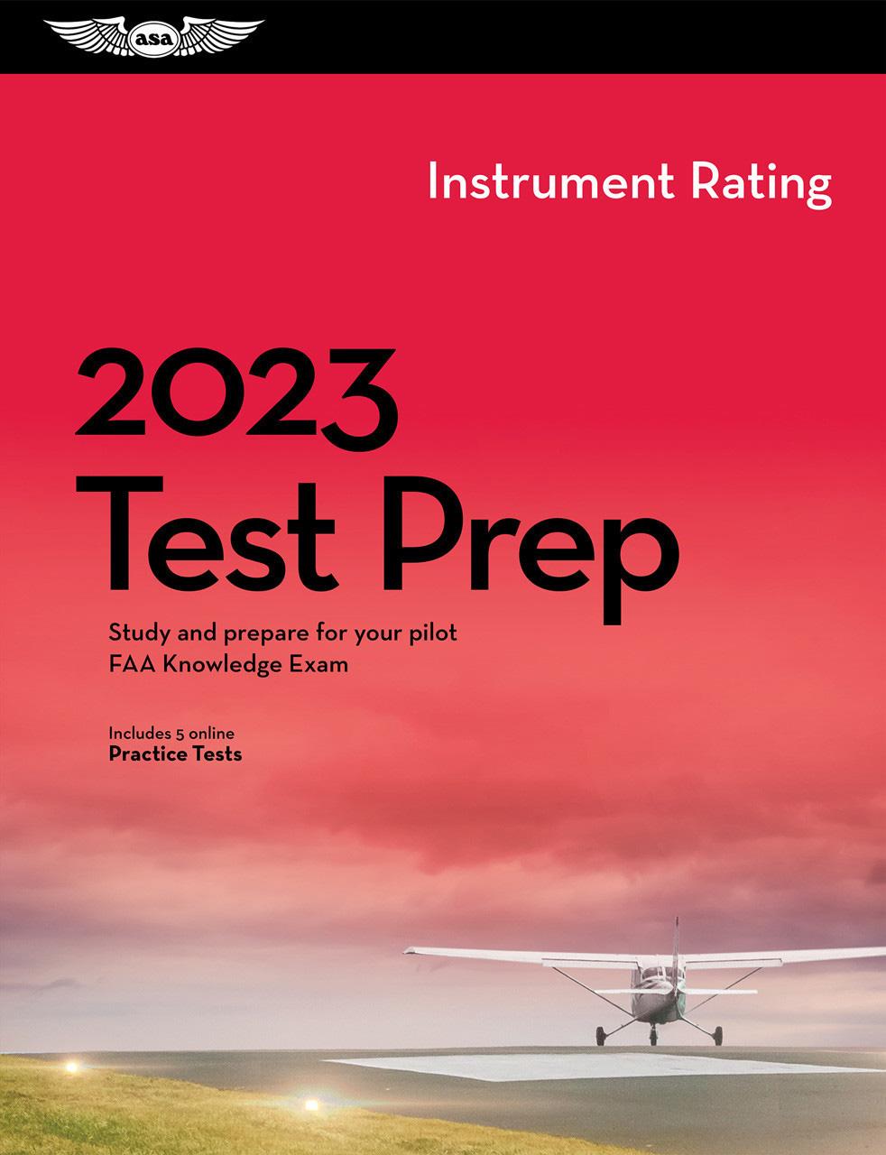 c41c61bbfb5 ASA Instrument Rating Test Prep Book - MyPilotStore.com