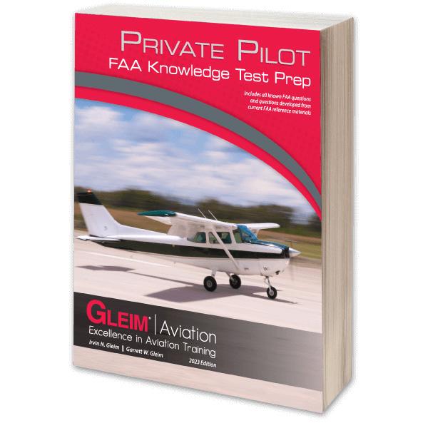 Gleim Private Pilot FAA Knowledge Test Guide