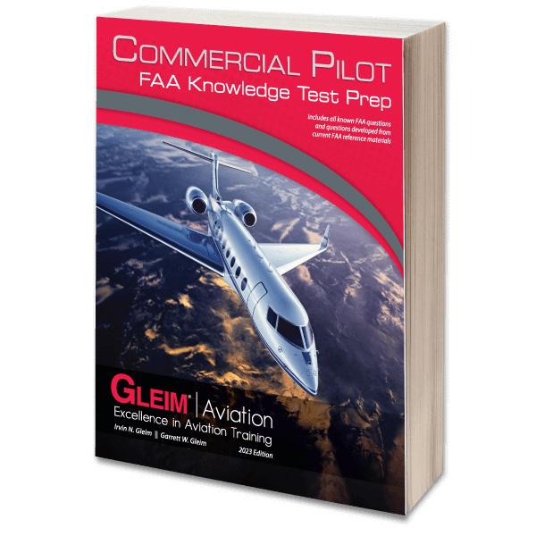 Gleim Commercial Pilot Written Exam Guide