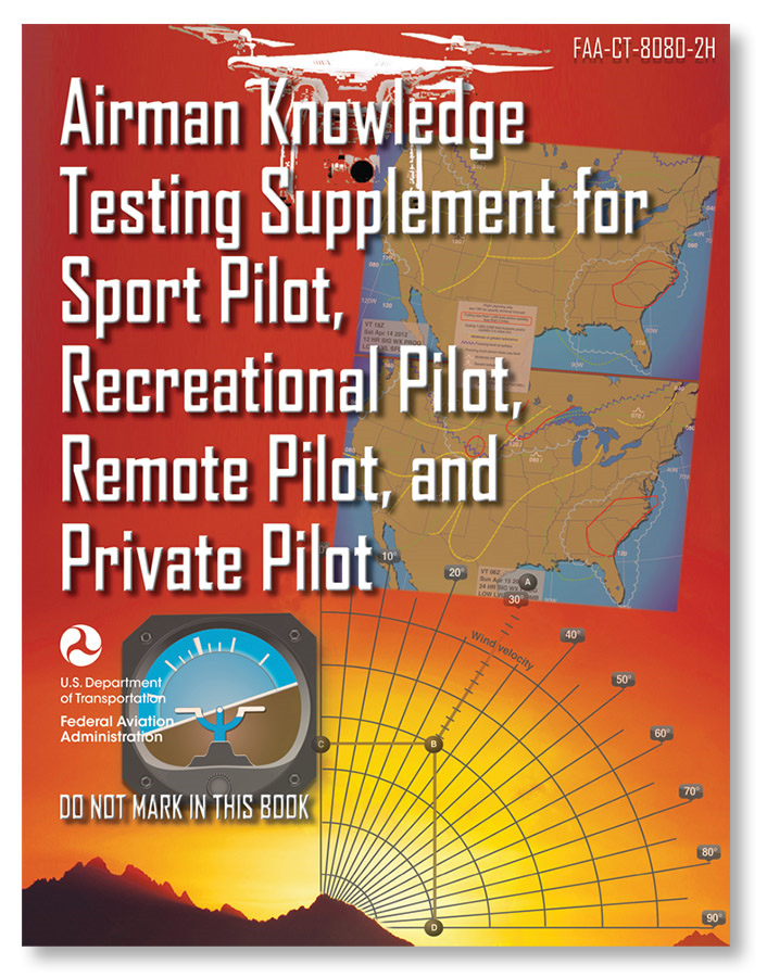 2019 Gleim Remote Pilot Knowledge Test
