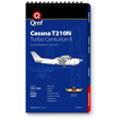Cessna 210N Turbo Checklist Qref Book