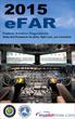 2015 eFAR Federal Aviation Regulations eBook