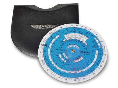 ASA Circular Flight Computer