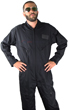 Flight Suit Cotton/Poly - Black