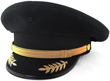 Airline Captain's Cap - Gold