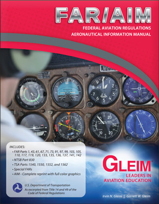 Gleim 2015 FAR/AIM Book