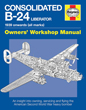 Consolidated B-24 Liberator Manual