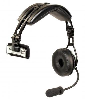 David Clark Model DC 3690 Ultra Lightweight Single Ear Headset for on