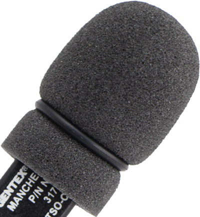 Mic Cover for Bose Aviation Headsets