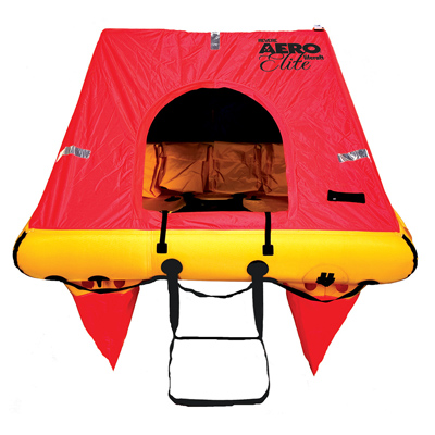 Revere 8 Person Aero Elite Liferaft