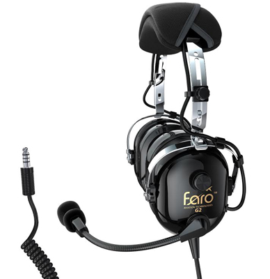 Faro G2 Passive Helicopter Headset