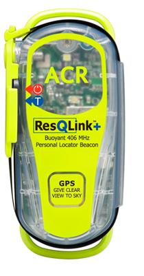 ACR ResQLink+ Personal Locator Beacon (PLB)