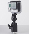 nFlight Exterior Billet Mount for GoPro and Garmin Virb Cameras