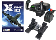 Deluxe Saitek Flight Simulator Bundle - X-Plane 10, Yoke & Throttle, and Rudders
