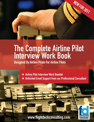 The Complete Airline Pilot Interview Workbook
