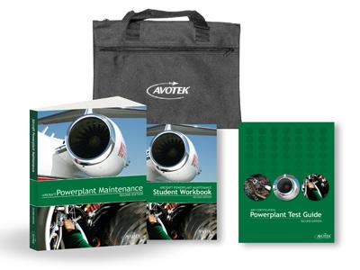 Avotek Aircraft Powerplant Maintenance Kit