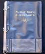 Flight Crew Checklist Binder