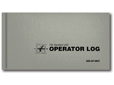ASA Unmanned Aircraft Systems Operator Log