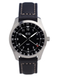 Butler GMT Professional Series Watch - Stainless Steel