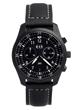Butler J80 Professional Series Watch - DLC Matte Black
