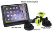 PIVOT Case with Suction Cup for iPad Air 2