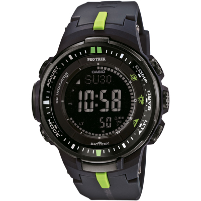 Casio Pro Trek PRW3000-2 Watch
