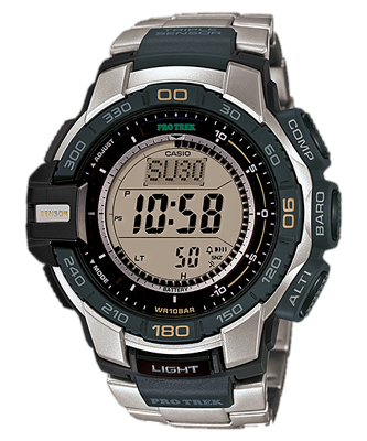 Casio Pro Trek PRG-270D-7 Watch