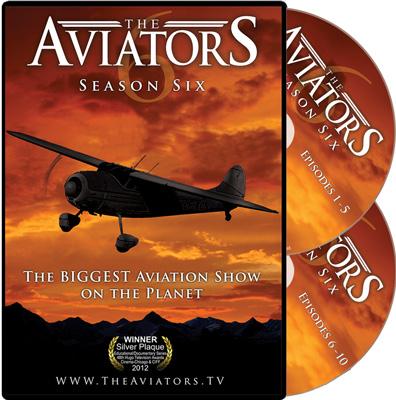 The Aviators TV: Season 6 DVD