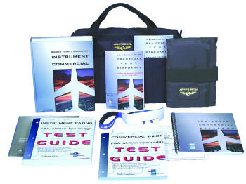 Jeppesen GFD Instrument/Commercial Kit - Part 141