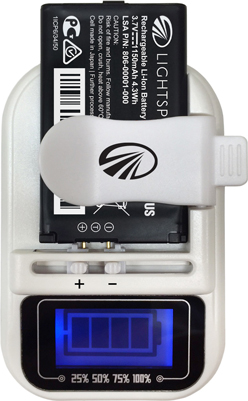 Lightspeed Tango Single Battery Charger