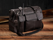 Lightspeed Gann Leather Flight Bag