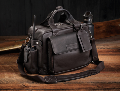 Lightspeed Markham Leather Flight Bag