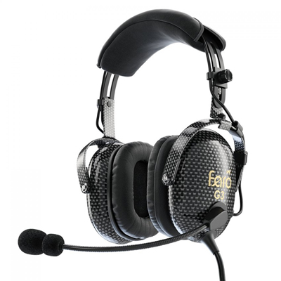 Faro G3 ANR Pilot Headset with Bluetooth