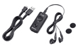 Icom VS-3 Bluetooth Headset with PTT for Icom IC-A210