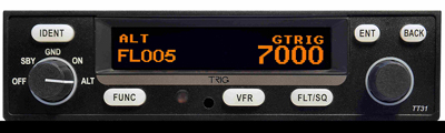 Trig TT31 Mode S ADS-B capable Transponder