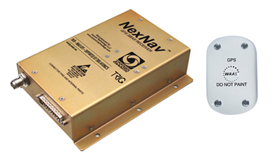 Trig TN70 Certified WAAS GPS receiver and antenna