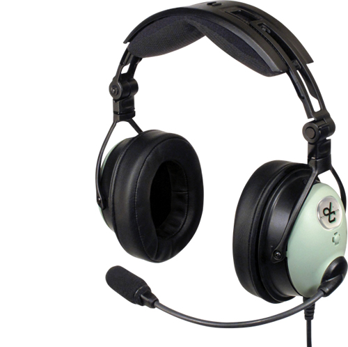 David Clark ONE-X ANR Headset - Dual Plugs