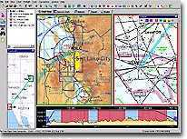 Jeppesen FliteStar Corporate Flight Plan Software - Worldwide Coverage