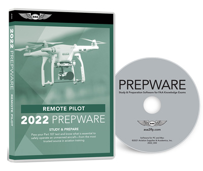 ASA Remote Pilot Prepware Software